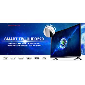 Mua SMART TIVI Màn Hình Cong 32 inch  Tại Công ty Lâm Phong
