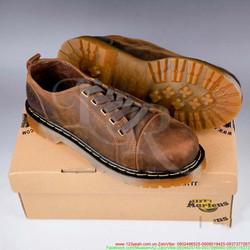 Giày da nam Doctor phong cách thời trang năng động cá tính GDNHK80