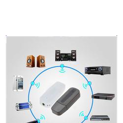 USB Bluetooth-Biến Loa Thường Thành Loa Bluetooth-USB Bluetooth