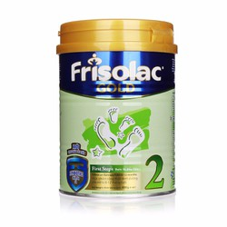 SỮA BỘT FRISOLAC GOLD 2 900G