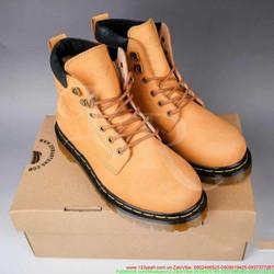 Giày da nam Doctor cổ cao phong cách năng động cá tính GDNHK84