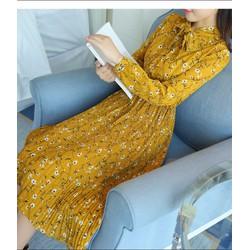 Đầm Voan Cao Cấp - Hàng Nhập Khẩu