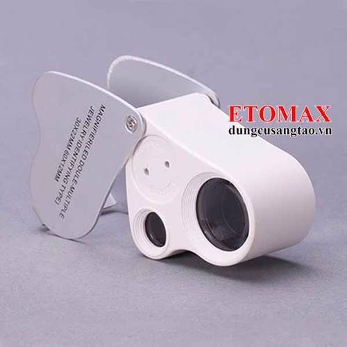 Kính lúp mini cầm tay 30x-60x v2 có đèn - 5362083 , 8947166 , 15_8947166 , 120000 , Kinh-lup-mini-cam-tay-30x-60x-v2-co-den-15_8947166 , sendo.vn , Kính lúp mini cầm tay 30x-60x v2 có đèn