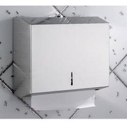Hộp đựng giấy vệ sinh gắn tường vuông INOX 304
