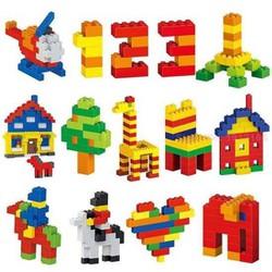 Bộ đồ chơi Lego 1000 chi tiết cho bé thỏa sức sáng tạo