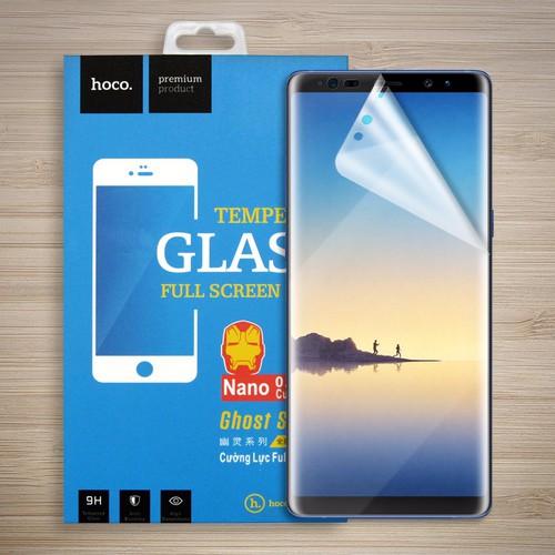 Miếng dán dẻo Galaxy Note 8 Full LCD hiệu Hoco
