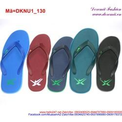 Dép kẹp nữ cao su mang siêu bền và êm chân DKNU1