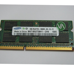 RAM LAPTOP DDR3 2GB BUS 1333