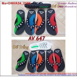 Dép kẹp nam với phong cách trẻ trung, năng động DNVA34