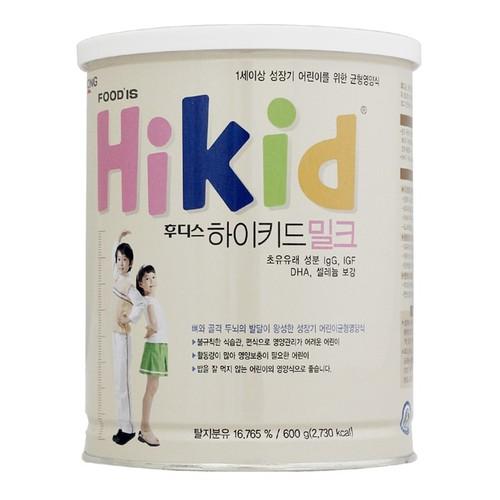 Sữa tăng chiều cao Hikid Hàn Quốc