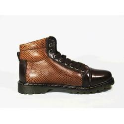 Giày Dr Martens DR-1895 cao cổ nâu báo
