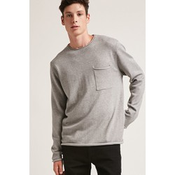 Áo Thun Sweater Fox Unisex Grey