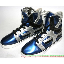 Giày nam cổ cao phong cách thời trang trẻ trung năng động GTAC5