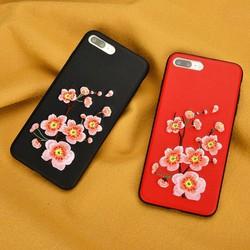 Ốp thêu vải chính hãng giành cho iphone6.6plus.7plus