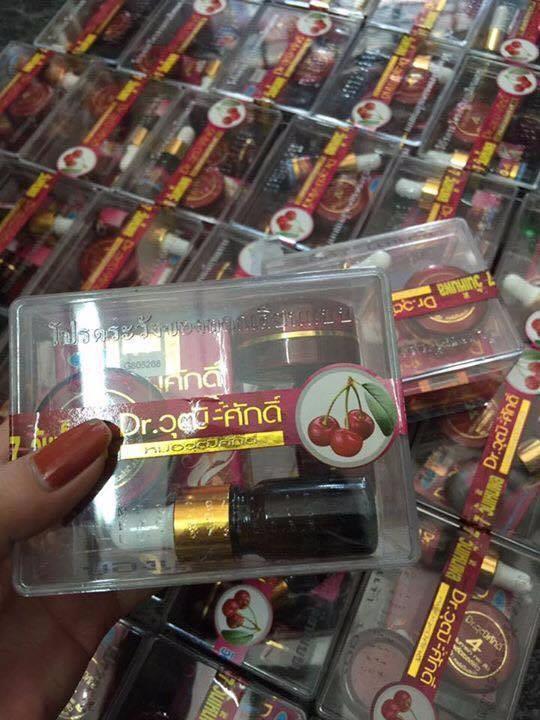Bộ Kit sản phẩm chuyên trị Nám da, sạm da Yanhee Thái Lan 4