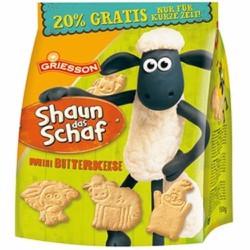 Bánh Quy Bơ Dinh Dưỡng Shaun Das Schaf