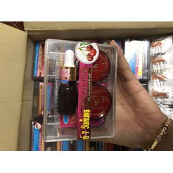 Bộ Kit sản phẩm chuyên trị Nám da, sạm da Yanhee Thái Lan