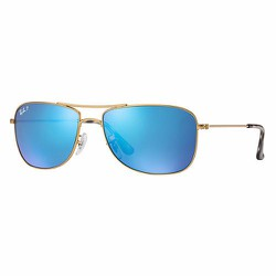 Kính mát Ray Ban Blue Mirror Chromance