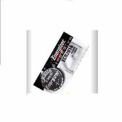 Pin Cúc áo E-CR2016 Energizer 3V - Vỉ 1 viên