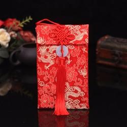 Bao lì xì cưới vải đẹp, độc, lạ giá rẻ_shop lê như
