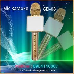 Mic karaoke Bluetooth SD-08