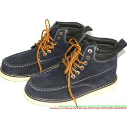 Giày nam cột dây cổ cao phong cách thời trang năng động GTAC16