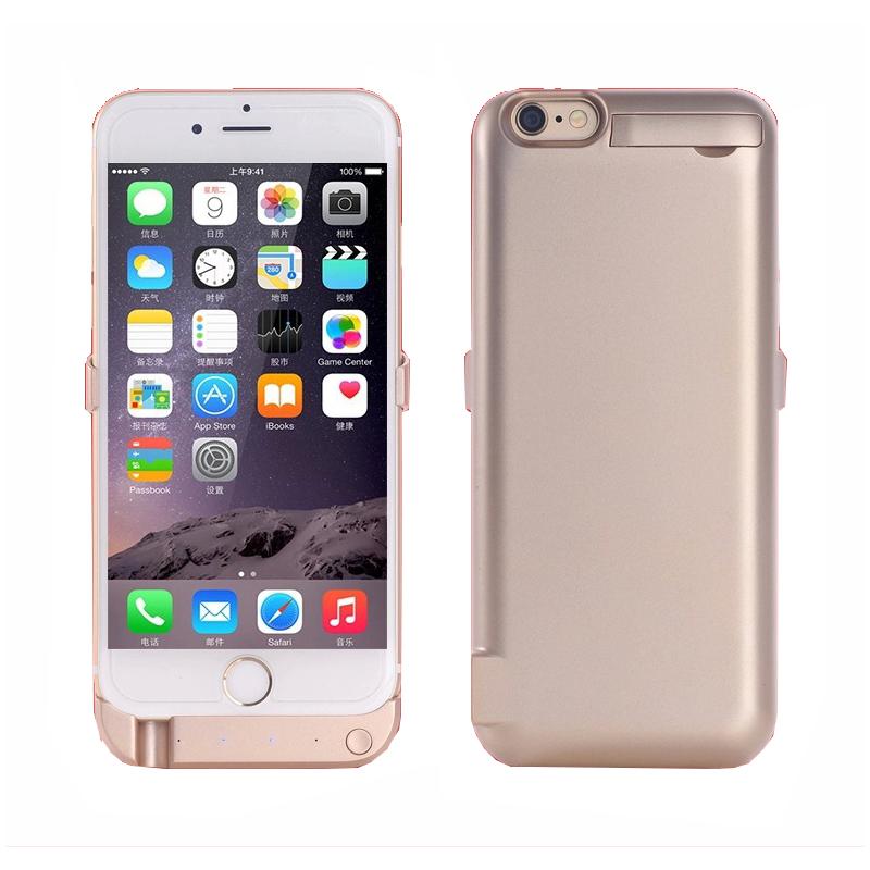 Pin sạc dự phòng 10.000mAh kiêm ốp lưng thời trang cho iPhone 6 3
