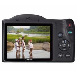 Canon PowerShot SX430 IS  màu đen Chính hãng