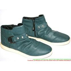 Giày nam cổ cao phong cách thời trang trẻ trung sành điệu GTAC8