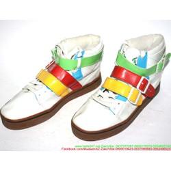Giày thể thao nam cổ cao phong cách sành điệu cá tính GTAC9