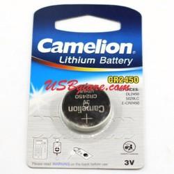 Pin Cúc áo CR2450 Camelion 3V - Vỉ 1 viên