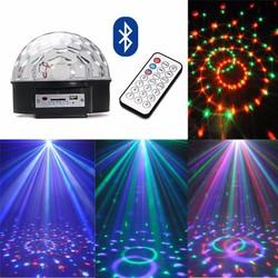 Đèn vũ trường cảm ứng nhạc bluetooth