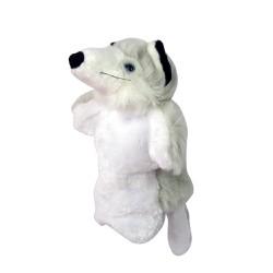 Rối tay sói trắng