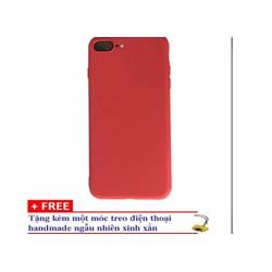 Ốp Lưng Nhựa Dẻo Siêu Mỏng Dành Cho Iphone