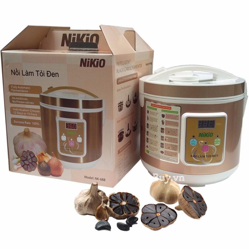 Máy ủ tỏi đen Nikio