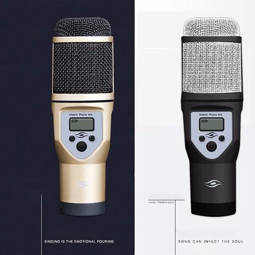 Micro thu âm - Micro thu âm