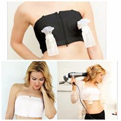 Áo ngực hút sữa rãnh tay cho mẹ phụ kiện cho máy hút sữa điện