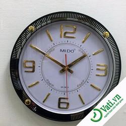 Đồng hồ treo tường tròn - trang trọng, món quà ý nghĩa