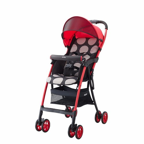 Xe đẩy trẻ em Aprica Magical Air HS Red 92557 - 10446921 , 7163560 , 15_7163560 , 4699000 , Xe-day-tre-em-Aprica-Magical-Air-HS-Red-92557-15_7163560 , sendo.vn , Xe đẩy trẻ em Aprica Magical Air HS Red 92557