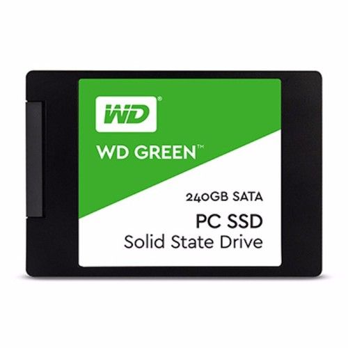 Ổ cứng SSD WD Green 240 GB SATA 2.5 inch WDS240G1G0A - 10446289 , 7155546 , 15_7155546 , 2050000 , O-cung-SSD-WD-Green-240-GB-SATA-2.5-inch-WDS240G1G0A-15_7155546 , sendo.vn , Ổ cứng SSD WD Green 240 GB SATA 2.5 inch WDS240G1G0A