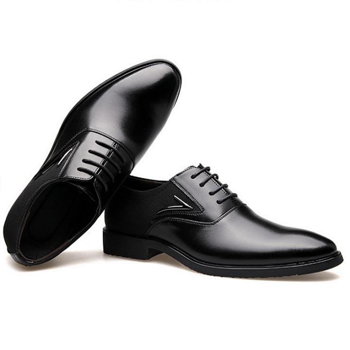 Giày da cao cấp   Giày tây da bò 5