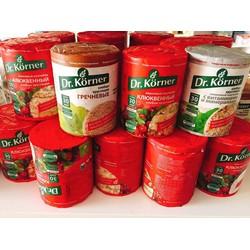 Bánh ngũ cốc Dr Korner của Nga