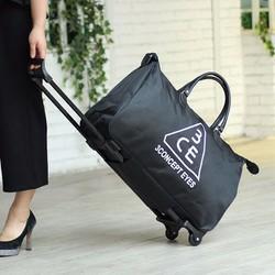 Túi du lịch có tay kéo tiện lợi vải dù cao cấp
