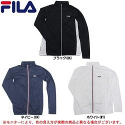 áo chống nắng nam FILA M - trắng