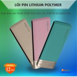 Pin sạc dự phòng polymer cao cấp Seedoo 9000mAh