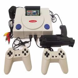 Máy chơi game băng nhựa Games có tích hợp game tặng 1băng game