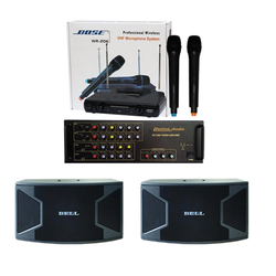 Dàn âm thanh karaoke PA - 1100