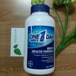 Viên đa vitamin ONE A DAY 300 viên cho nam