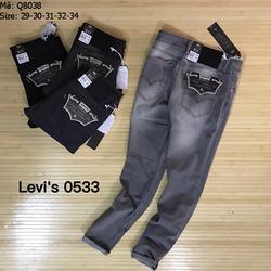 Quần jeans nam Levi 0533