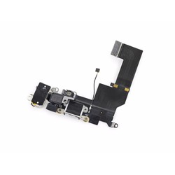 chân sạc liền zắc cắm tai nghe ,mic thu âm iphone 5s